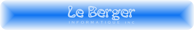 Le Berger Informatique Inc.